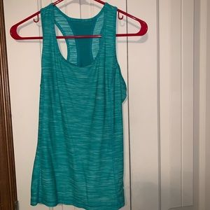 Tops - FITTED WORKOUT TANK SIZE M